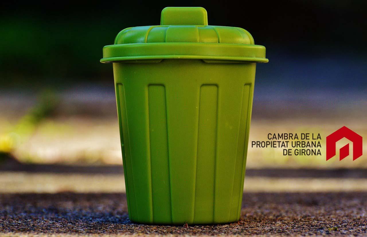 taxa escombraries