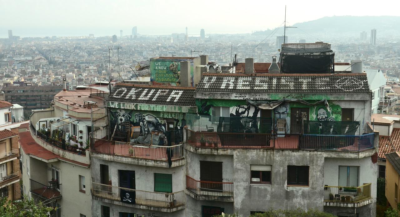 Desallotjament exprès: l'ocupació il·legal a Catalunya
