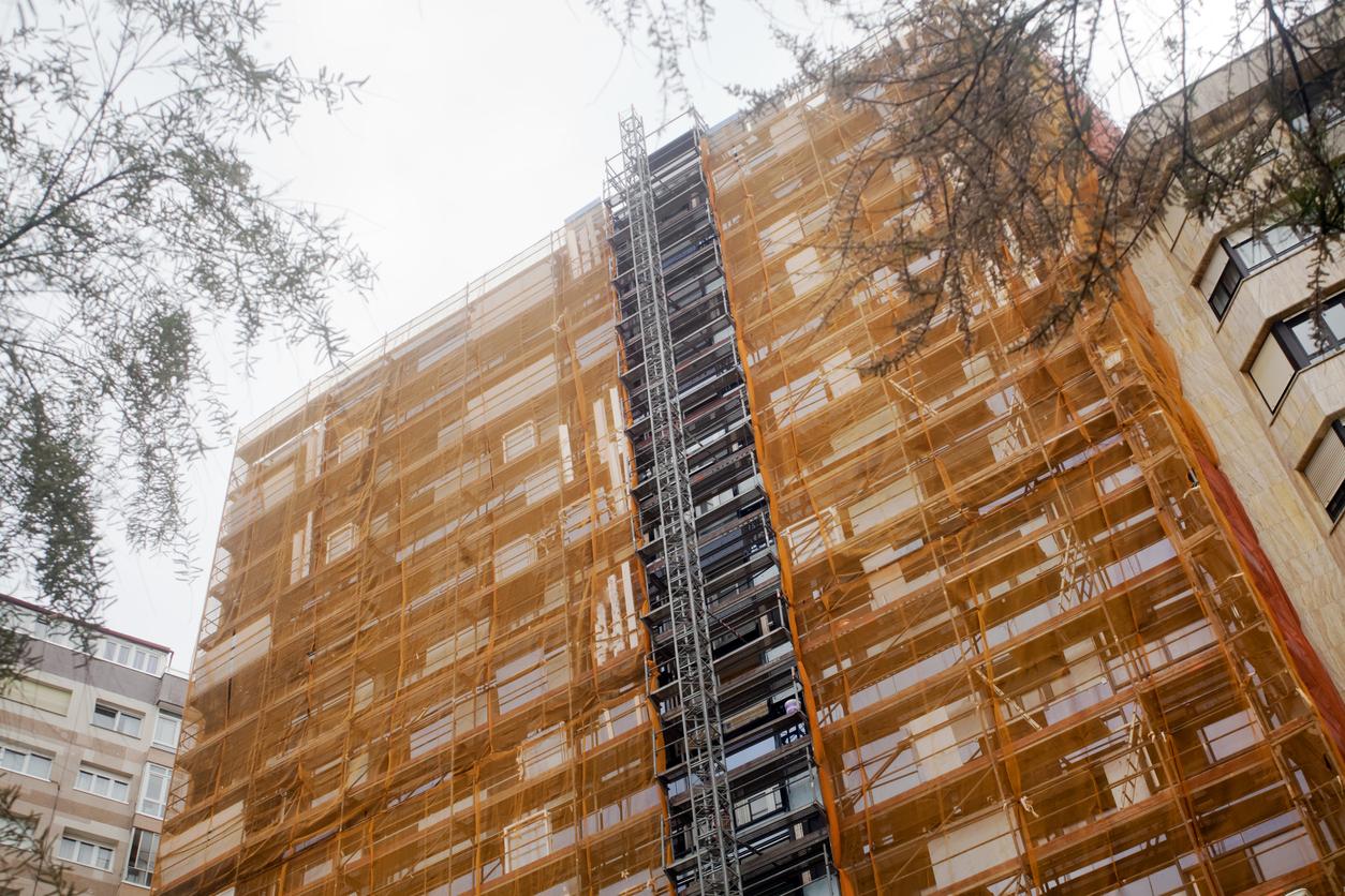finançament de les obres de rehabilitació de les comunitats de propietaris