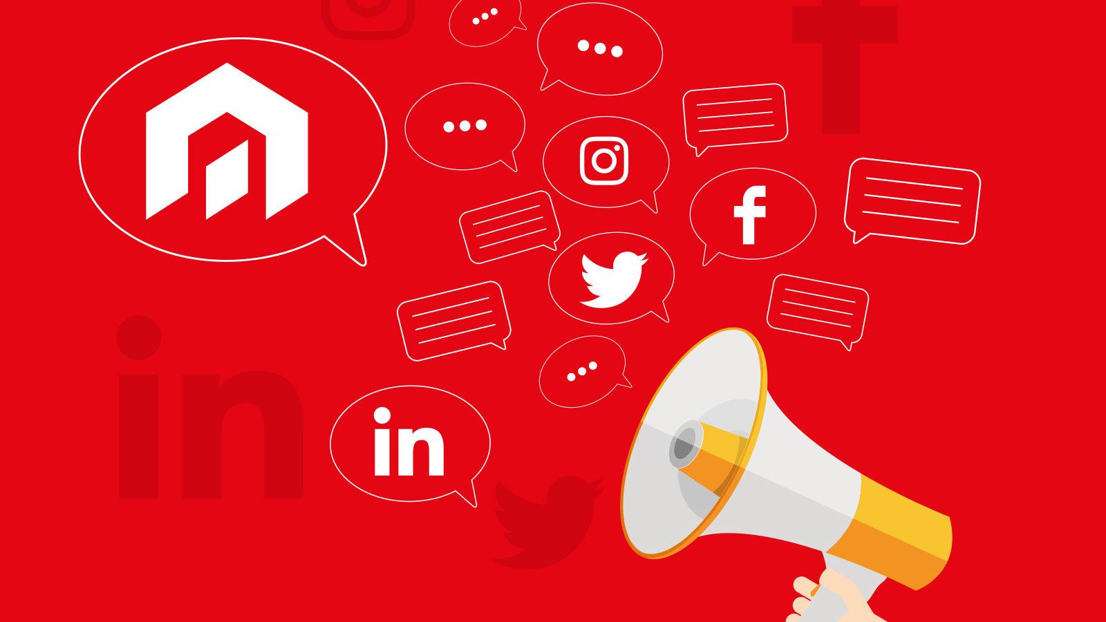 Xarxes socials de la Cambra de l Propietat Urbana de Girona